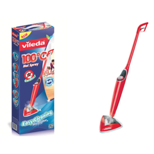 Vileda scopa a vapore hot spray 100c casa mia shopping for Vileda scopa elettrica ricambi