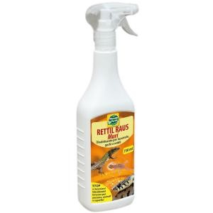 disabituante per rettili  spray 750 ml