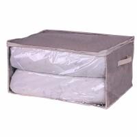 scatola portacoperte cm 60x 45 rivestimento tnt con cerniera