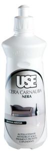 cera carnauba nera  in conf.da 500 ml.