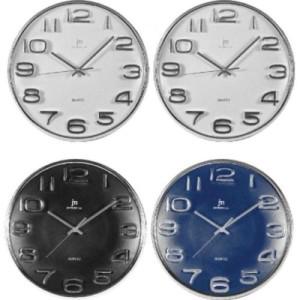orologio a parete Lowell  movimento al quarzo, fornito di batteria tipo AA,colore bianco