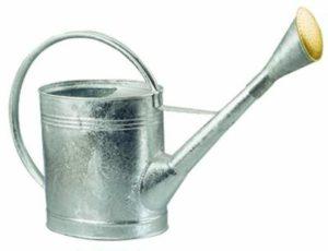 annaffiatoio zincato  litri 12.