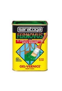 gel vernice adatto per ferro anche con ruggine colore metalizzato grafite ferro antico barattolo da 750 ml.
