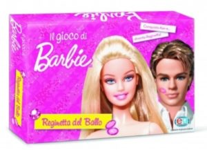 gioco in scatola reginetta del ballo di barbie