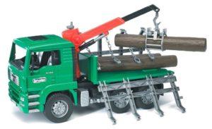 camion legname  dimensioni mm.430x190x260 adaatto ai bimbi dai 3 anni in su