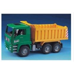 camion per sabbia ribaltabile-in plastica robusta -adatto a bambini dai 3 anni in su.