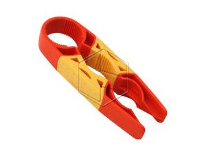 svitatappi in robusto materiale plastico e silicone,ideale per tappi e filtri per rubinetti