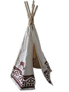 tenda indiano per bimbi