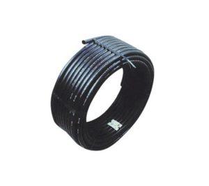 tubo polietilene alta densita' (PE 100)- DIAMETRO MM.50X4,6- PN16- ROTOLO DA 100 METRI