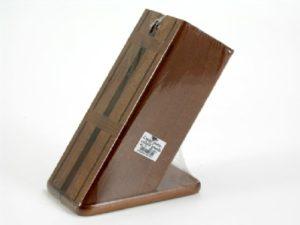 ceppo portacoltelli in legno - assortito - per 5 coltelli.