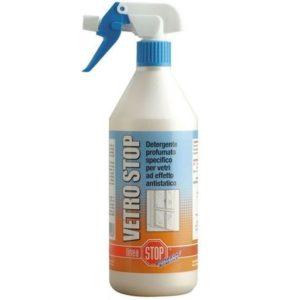 detergente per tutti i tipi di vetri. non lascia aloni - dona eccezionale brillantezza. ml 750