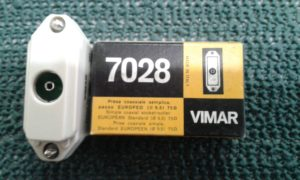 PRESA TV - VIMAR 7000
