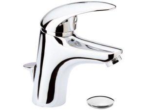 miscelatore lavabo - serie TEN 10  - con scarico - marca remer -