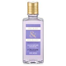 gel doccia - al profumo di iris - prodotti a Grasse Francia- 250 ml.