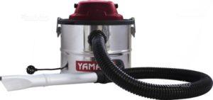 aspiracenere 800w serbatoio inox da 15 litri- motore silenziato -