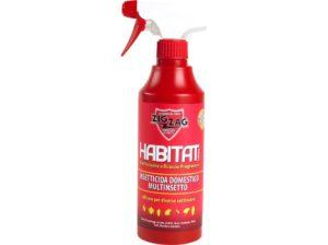 insetticida  disinfestante domestico - a lento rilascio multinsetto - ml 500 - adatto per pulci zecche,mosche,scarafaggi,formiche,acari. iinodore,adatto in case con bambini e animali-