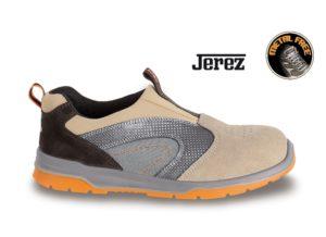 scarpe antinfortunistica  con inserti in nylon messh e PU - puntale in fibra di vetro, resistenza 200 jaule- peso 520 gr
