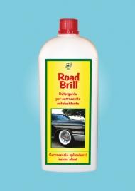 detergente e impermeabilizzante - ideale per carrozzeria e per teloni di camion o di auto - al profumo di limone - confezione da 1000 ml