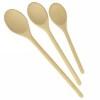 cucchiai legno set 3 pezzi - cm 30-35-40 - non lavabile in lavastoviglie -