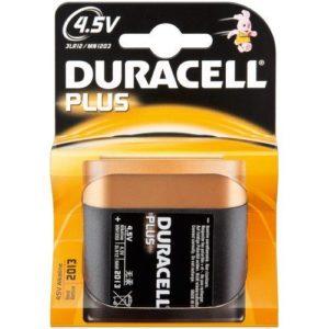 pila Duracell da 4,5V
