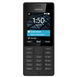 telefonino nokia 150 - dual sim - colore nero -
