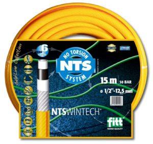 tubo irrigazione - non tossico,anti UV - max bar 25 - diam. 5/8-15metri - nts -