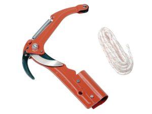 svettatoio a corda - corda inclusa - in acciaio svedese - taglio da mm.30 -