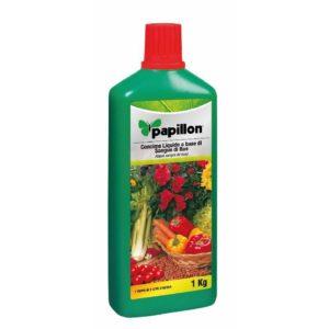 concime liquido a base di sangue di bue - litri 1 -