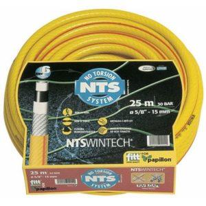 tubo innaffio da mt 25- non tossico,anti UV - anti alga - max bar 25  -