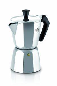 caffettiera 1 tazza - in alluminio -